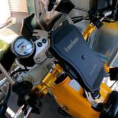 Kaedear バイク用 スマホホルダー