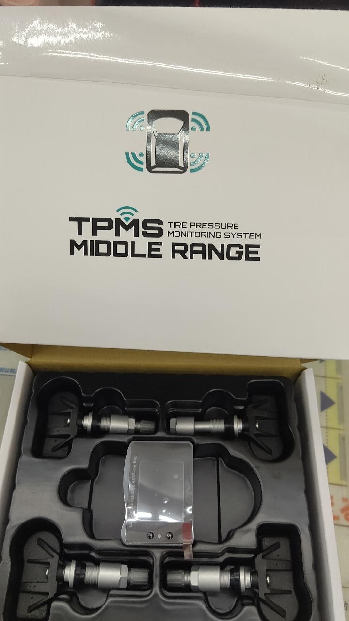 Weds TPMS MIDDLE RANGE