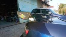 S2000氏山工業 オリジナル・GTウイングステーの単体画像