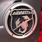MS-レーシング?(*´-`) ABARTH (アバルト)アロイスピーカーカバー