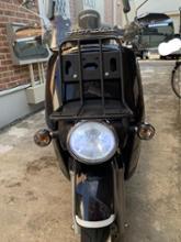 ベンリィ110不明 H4型LEDヘッドランプの全体画像