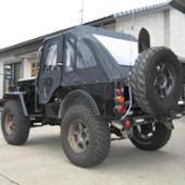 タイガーオート Jeepセカンダリートップ