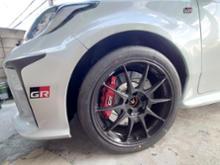 ヤリスTWS / TAN-EI-SYA WHEEL SUPPLY Motorsport RS317の全体画像