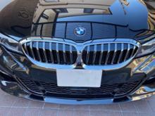 3シリーズ ツーリングBMW(純正) Luxuryキドニーグリルの単体画像