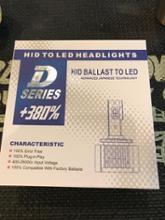 デリカD:5BORDAN HIDプロジェクター用LEDバルブの単体画像