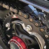 Pro-Bolt Titanium Sprocket Nut Bi-Hex