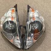 ホンダ(純正) ヘッドライト加工