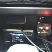 Clazzio / ELEVEN INTERNATIONAL コードレスリモコン2席用シートヒーター