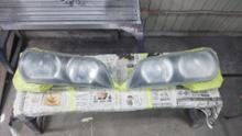 チェイサー倉地塗装さん ヘッドライトレンズ磨き+クリア塗装の全体画像