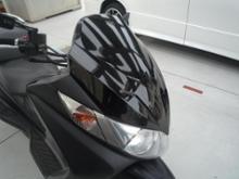 スカイウェイブ250SSスズキ純正 フロントマスクの単体画像
