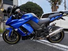 Ninja1000ABS MXR WT Twin S/Oの全体画像