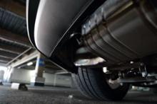 ケイマンポルシェ(純正) Porsche Sport Exhaustの全体画像