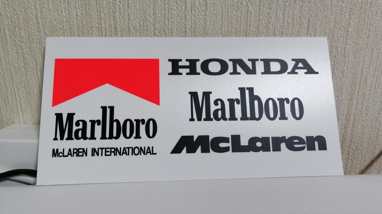 オリジナル HONDA/Marlboro/McLarenパネル