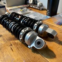 モンキー125Gクラフト Gクラフト×YSS ハイグレードサスペンション330mmの全体画像