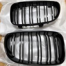 1シリーズ クーペNoblik(amazon) キドニーグリル ダブルフィンタイプ グロスブラックの単体画像
