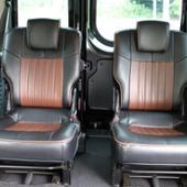 CARBOX グランカングー用3列目シートカバー