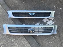 ターセルトヨタ(純正) 北米トヨタ用純正グリルの全体画像