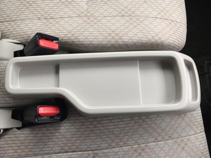 三菱自動車(純正) シートコンソール
