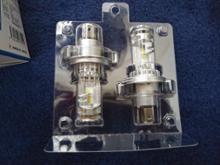 エッセカスタムSphere Light LEDヘッドライト ライジングアルファの全体画像