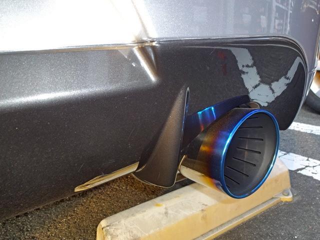 HKS Super Turbo Muffler / スーパーターボマフラー