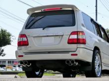 ランドクルーザーGANADOR 4WD Vertexの単体画像