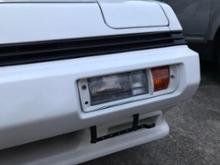 スタリオン三菱自動車(純正) US フロントバンパーの全体画像