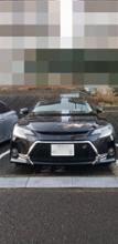 マークX G'sトヨタ(純正) フロントバンパーの全体画像