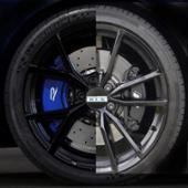 VW  / フォルクスワーゲン純正 GOLF8Rフロントブレーキシステム