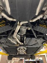 S5 スポーツバックMINI DELTA スーパースプリント センターマフラーの単体画像