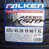 FALKEN AZENIS FK510 225/45ZR19