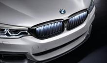 5シリーズ セダンBMW(純正) BMW Performance ブラックキドニーグリルの単体画像