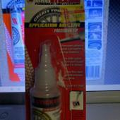 TIRE STICKERS flexement adhesvie(接着剤)