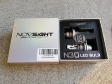 GSX250S KATANA (カタナ)NOVSIGHT LED ライトH4の単体画像