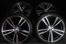 6シリーズ グランクーペBMW(純正) 4シリーズMスポーツ19インチ四本セットの単体画像