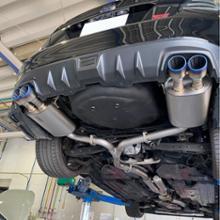 Super Turbo Muffler Ti / スーパーターボマフラー Ti
