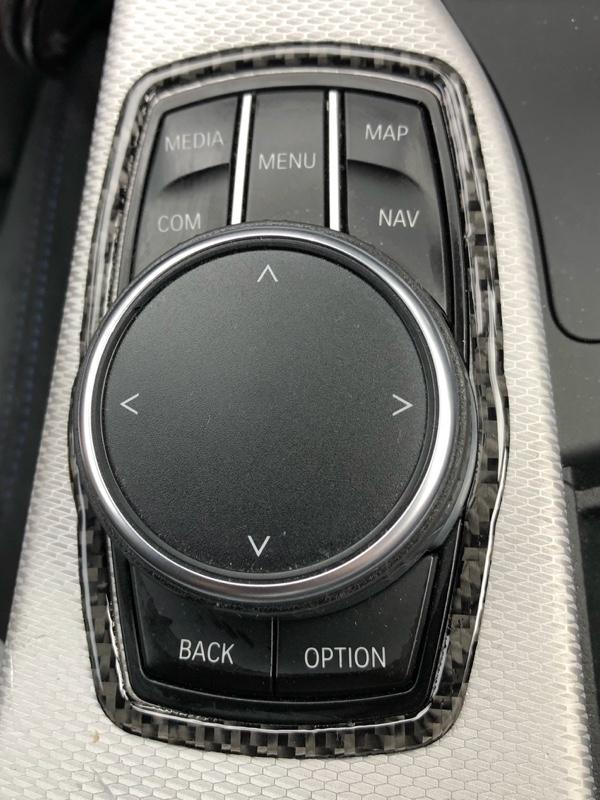K&Nインターナショナル I drive コントローラーパネル