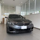 BMW(純正) BMW Performance カーボンエアロダイナミックフロントスプリッター