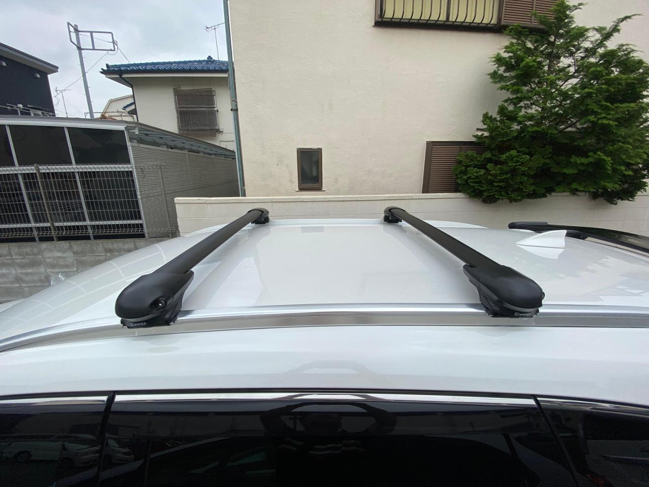 CAR MATE / カーメイト AERO BASE STAY フラッシュタイプ XS400