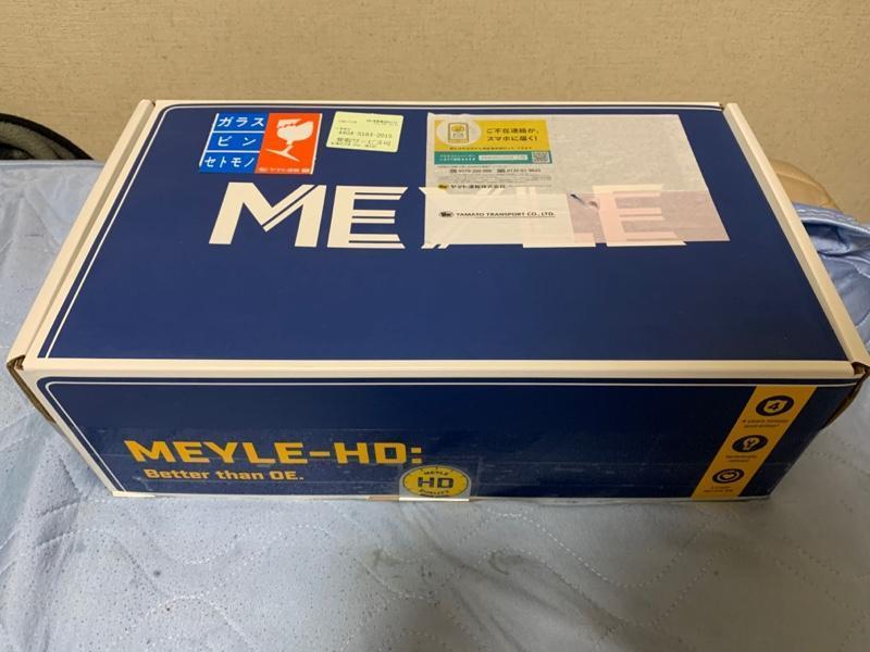 MEYLE コントロール/ロアアーム 強化HDタイプ