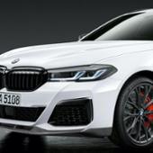 BMW M PERFORMANCE ブラック キドニー グリル