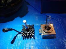ザ・ビートル (ハッチバック)Amazon (大陸製) D8S LEDヘッドランプの全体画像