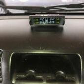 不明 タイヤ空気圧モニター