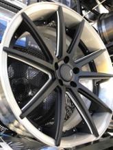 エスティマRAYS BLACK FLEET V625Cの単体画像