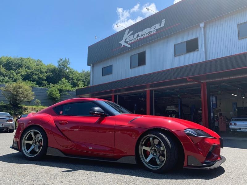 YOKOHAMA ADVAN Racing GT BEYOND