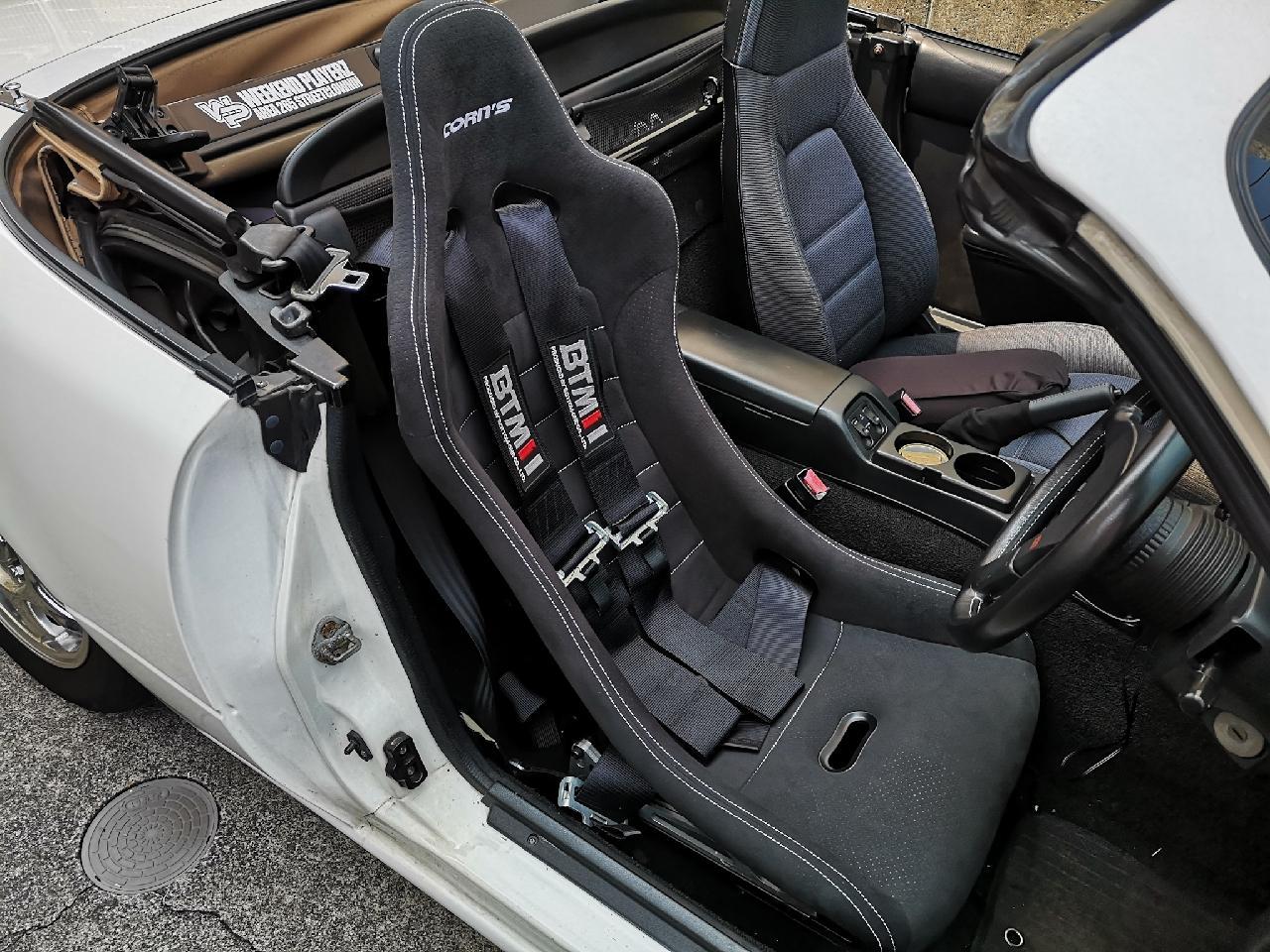 CORN'S オリジナルバケットシート