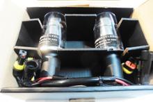 ビークロスHID屋 HIDヘッドライト H4Hi/Lo ショートタイプ  6000Kの単体画像