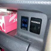 カリフォルニアカスタム 空気圧モニタリングシステム リミテッドデザイン