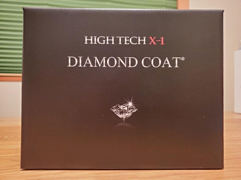 CRYSTAL PROCESS High Tech X1 Diamond Coat