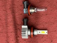 デリカD:2ハイブリッド不明 LEDヘッドライトH8.H9.H11タイプの全体画像
