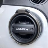 ABARTH ドリンクホルダー